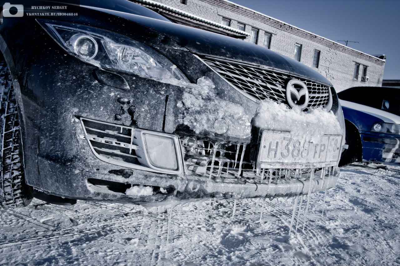 Как подготовить свою машину к зиме