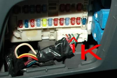 Подключение переднего парктроника 3