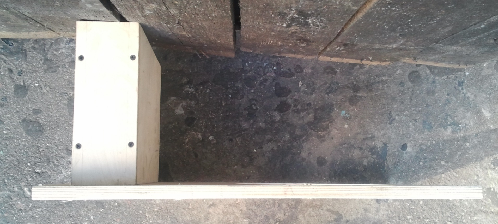 Собираем панели фазоинверторной щели