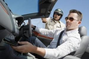 Штрафы за езду без прав