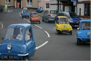 Самые маленькие машины в мире