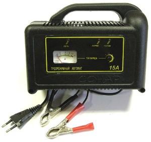 Импульсное ЗУ для автомобильного аккумулятора