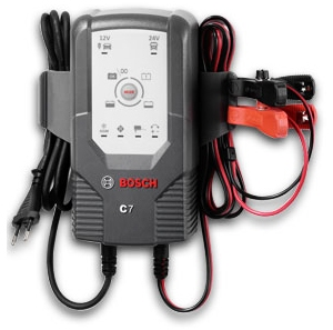 автоматическое ЗУ для автомобильного аккумулятора