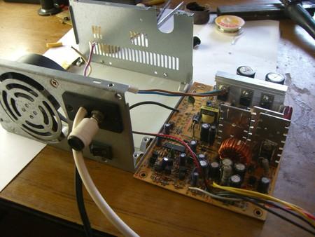 Зарядка из БП компьютера