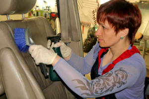 Химчистка авто своими руками