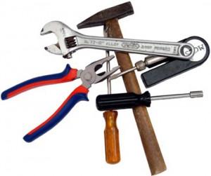 Инструменты для перетяжки салона