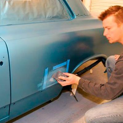 оборудование для покраски авто