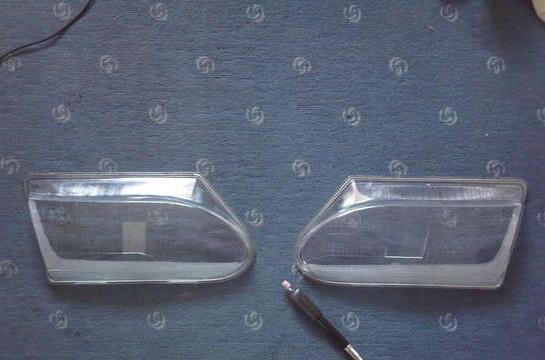 Светодиодные реснички на фары