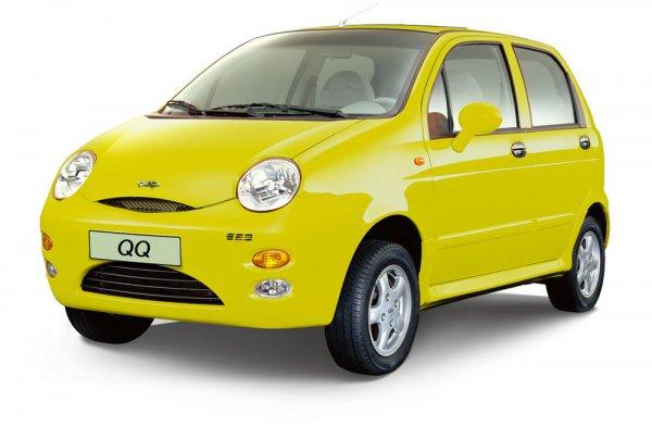 дешевые авто - CheryQQ