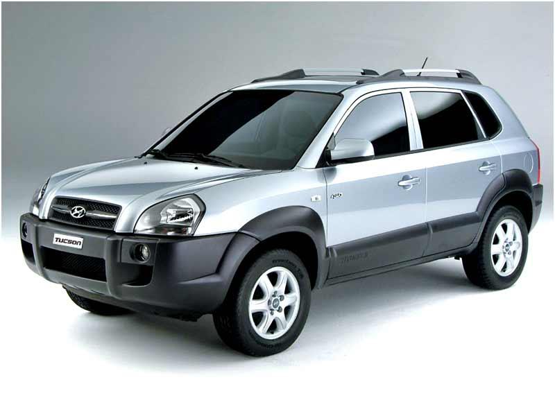 Hyundai-Tucson марки корейских авто