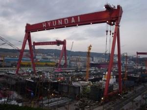 Hyundai завод