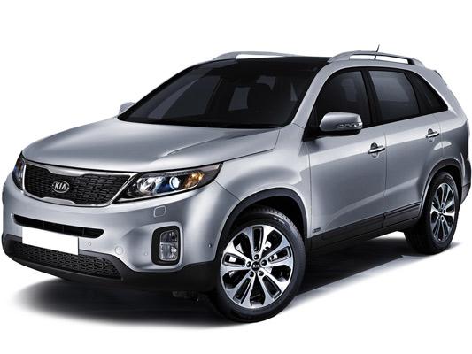 KIA-Sorento марки корейских авто
