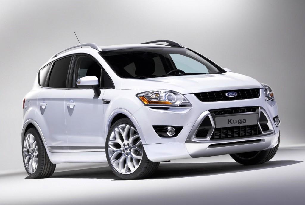 Список американских авто Ford Kuga