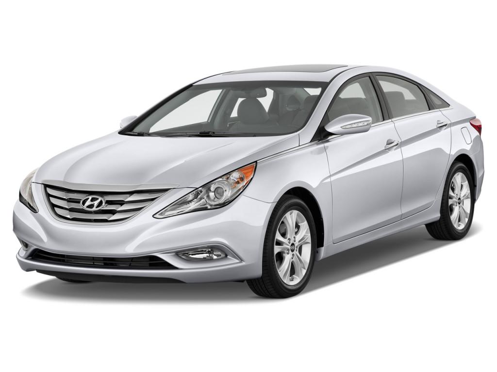 Hyundai Sonata марки корейских автомобилей