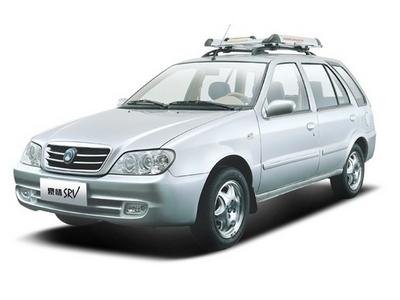 самая дешевая машина в мире Geely HQ SRV