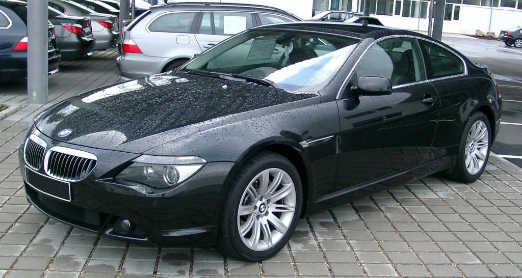 BMW E63 спортивные марки машин