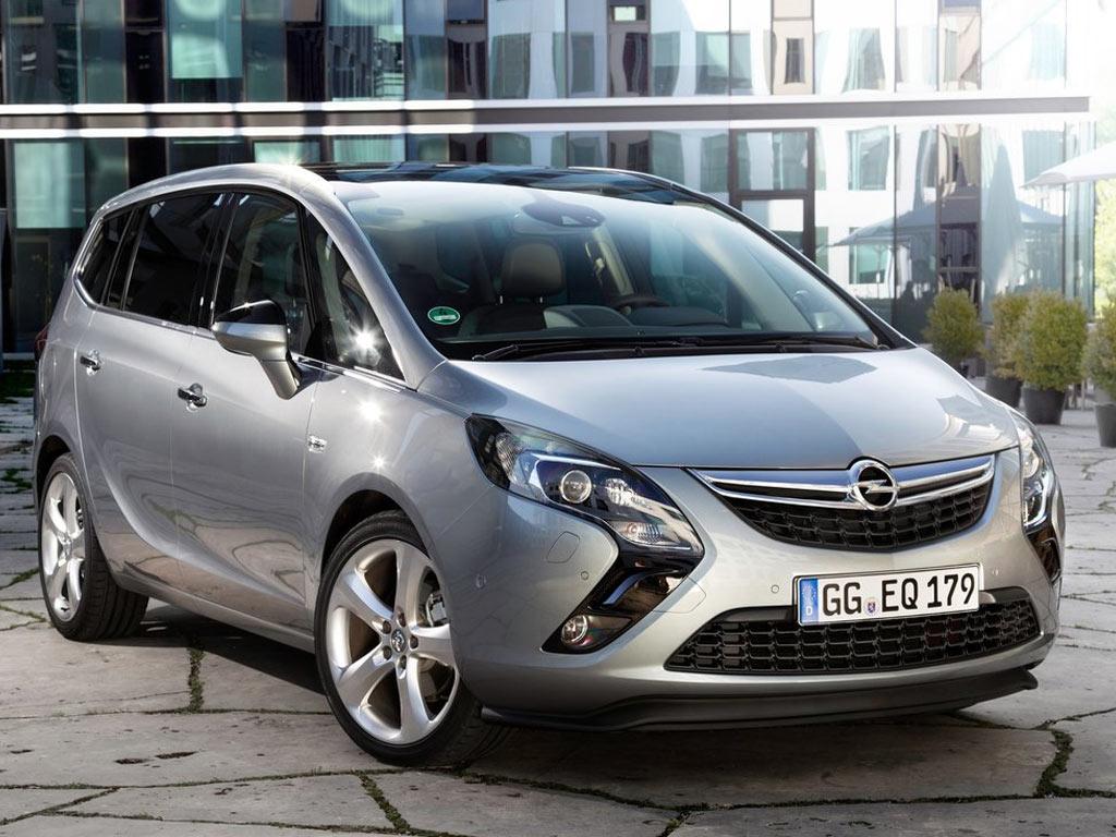 Opel Zafira - бюджетные марки немецких авто