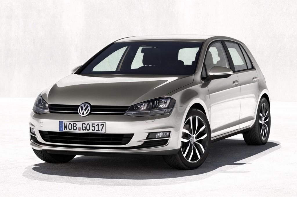 VW Golf народные марки авто из Германии