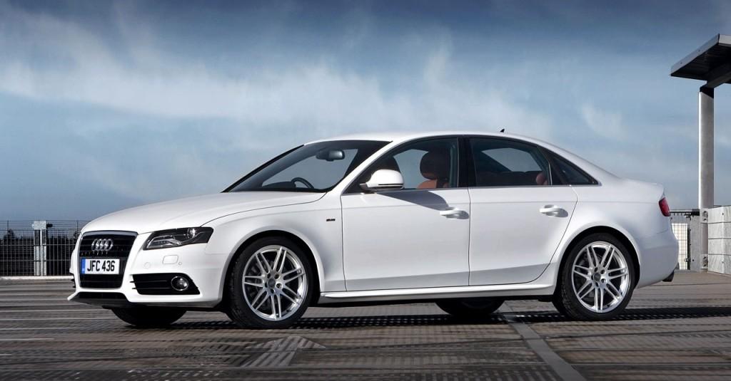 Audi A4 - лучшие немецкие автомобили