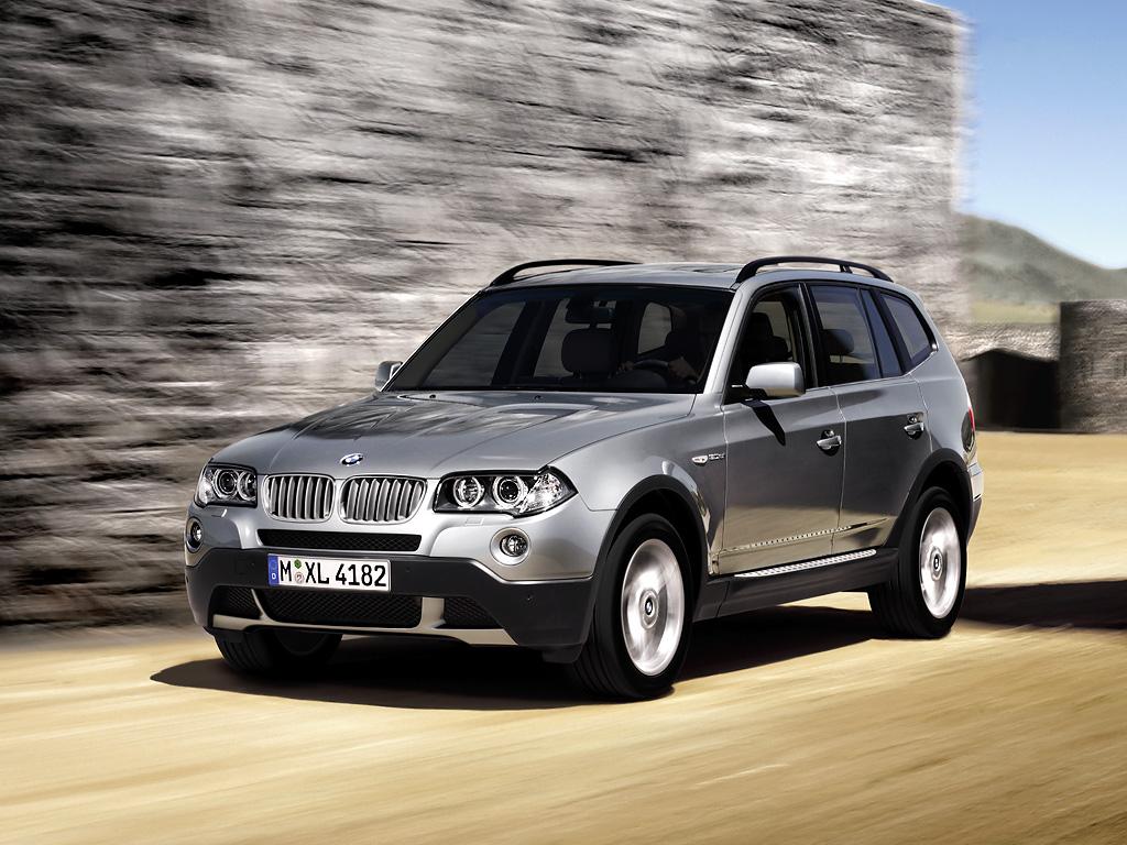 BMW X3 -  немецкие машины, марки, цены