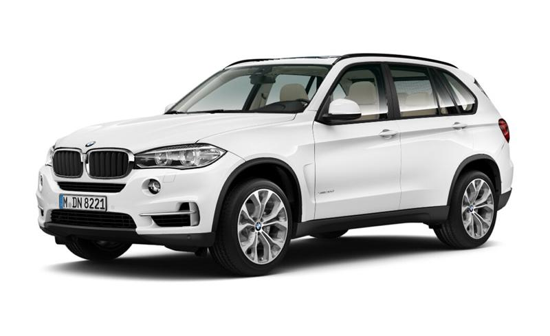 BMW X5 - эмблемы и марки автомобилей
