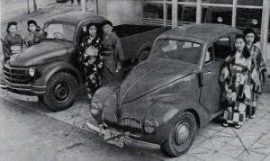 История японского автопрома