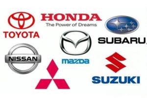 Список марок японских автомобилей