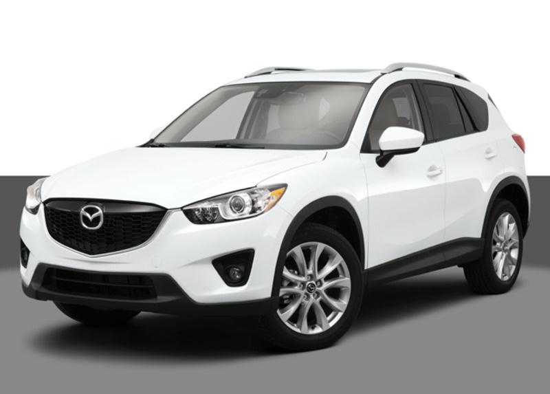 Mazda СХ5 - список марок японских машин