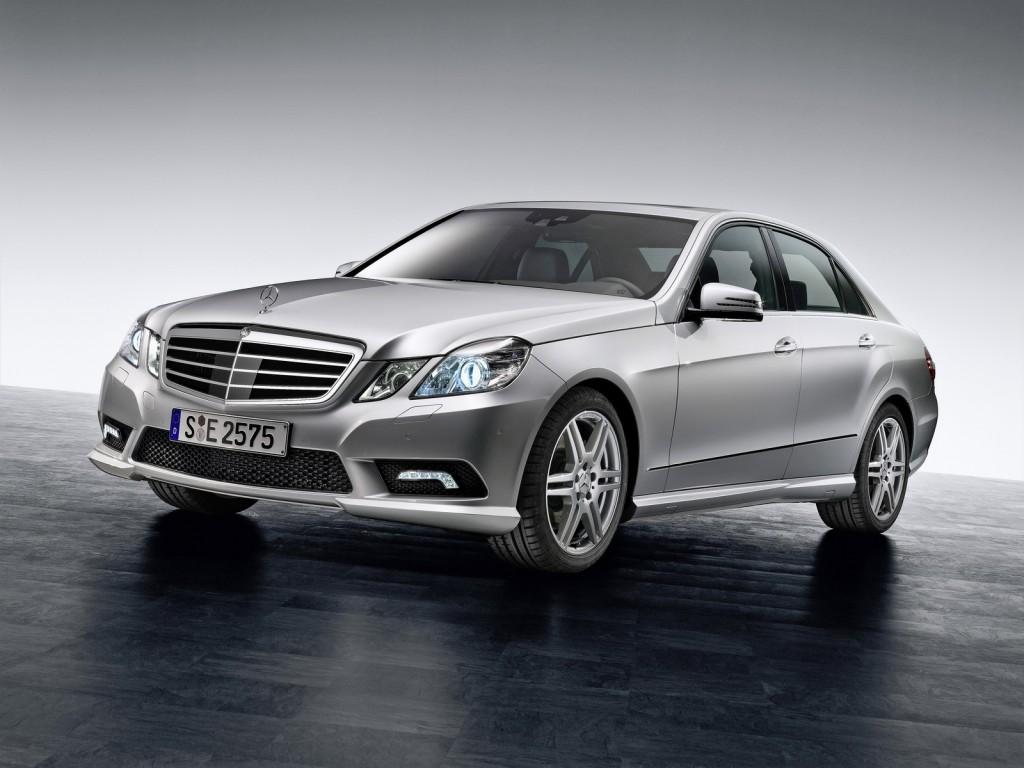 Mercedes-Benz E-class лучшие марки авто в мире