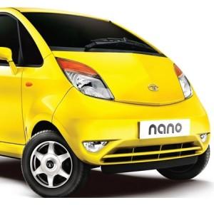tata nano - одна из самых дешевых машин в мире