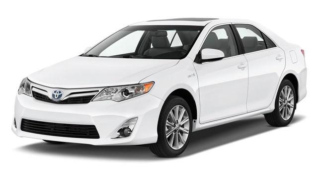 ТОП японских авто - Toyota Camry
