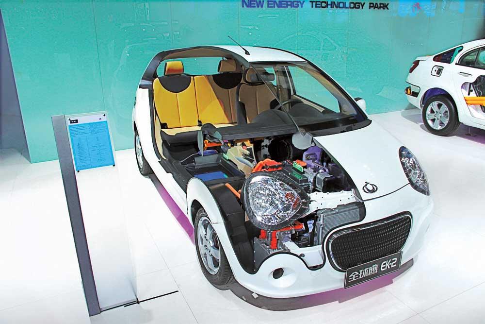 Список лучших марок авто из Китая
