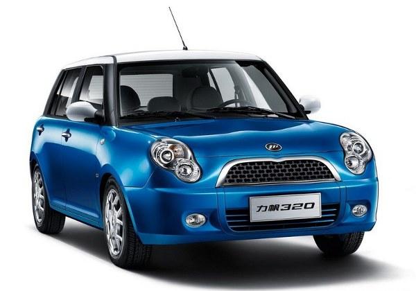 Lifan 320 - китайские бренды авто