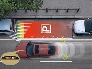 Подключить передний партроник от скорости